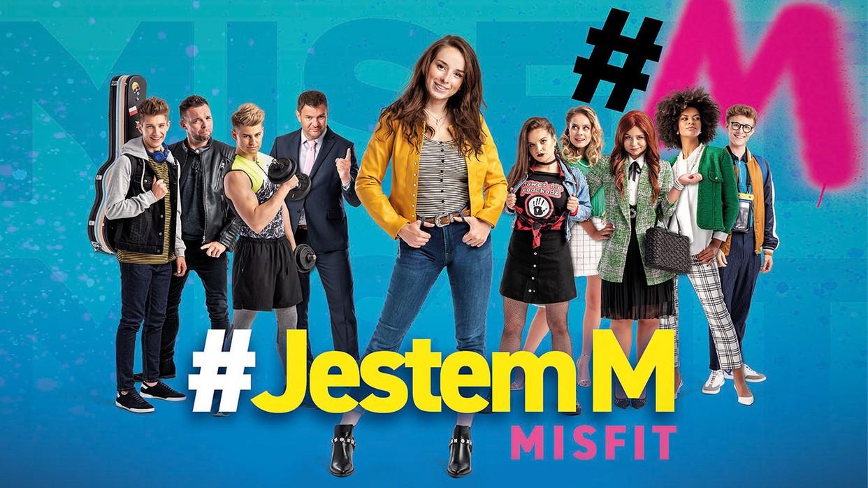 """Kulisy filmu """"#Jestem M. Misfit"""". Zobacz wideo!"""