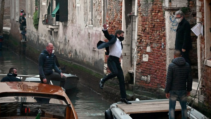 """""""Mission: Impossible 7"""". Zdjęcia do filmu wstrzymane przez koronawirusa"""