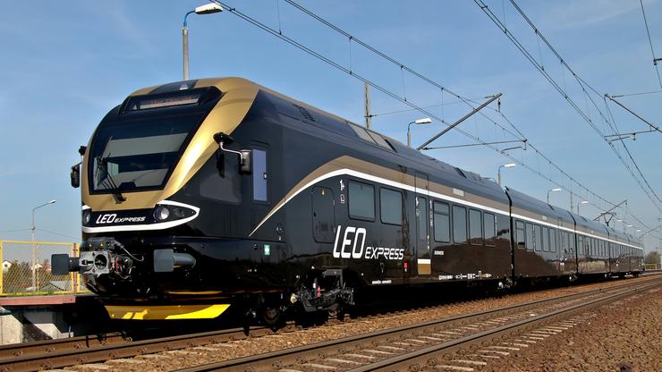 Kolejne prywatne pociągi Leo Express. Jest zgoda na połączenie Praga-Katowice-Warszawa-Terespol