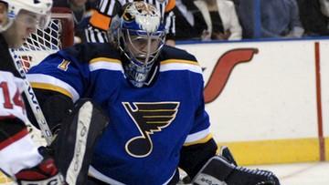 NHL: Mistrzowska dyspozycja St. Louis Blues