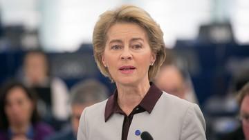 """""""Strefy wolne od LGBT"""" w Polsce. Szefowa Komisji Europejskiej komentuje"""