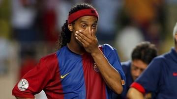 Ronaldinho wznowi karierę? Namawia go inna legenda