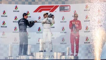 Formuła 1 bez prezentacji, podium, hymnów i szampana