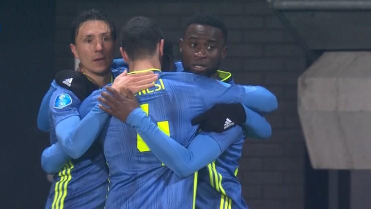 Eredivisie: Feyenoord Rotterdam wygrał w Almelo