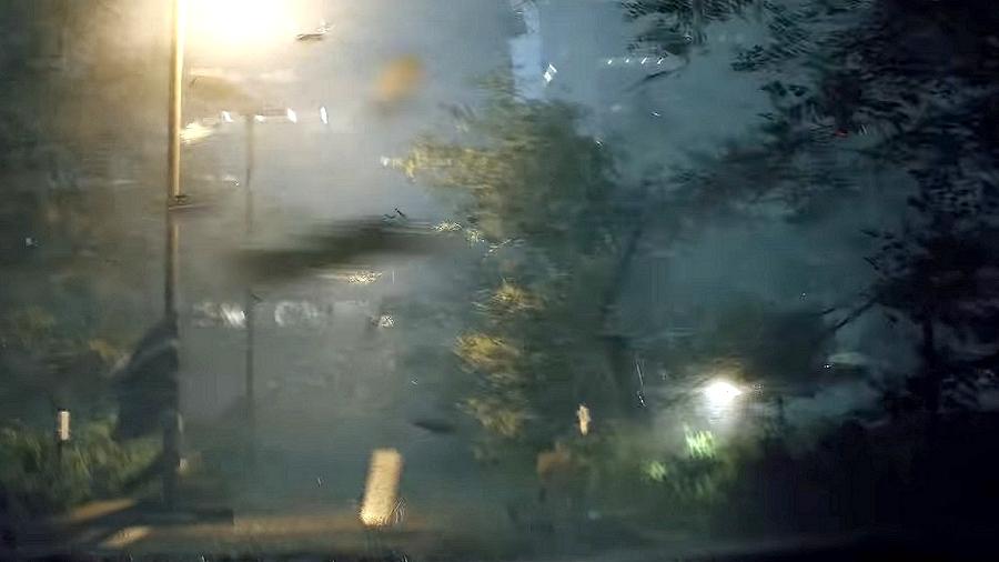 17.10.2019 06:00 Pierwszy raz wygenerowano komputerowo tak fotorealistyczny huragan szalejący w mieście
