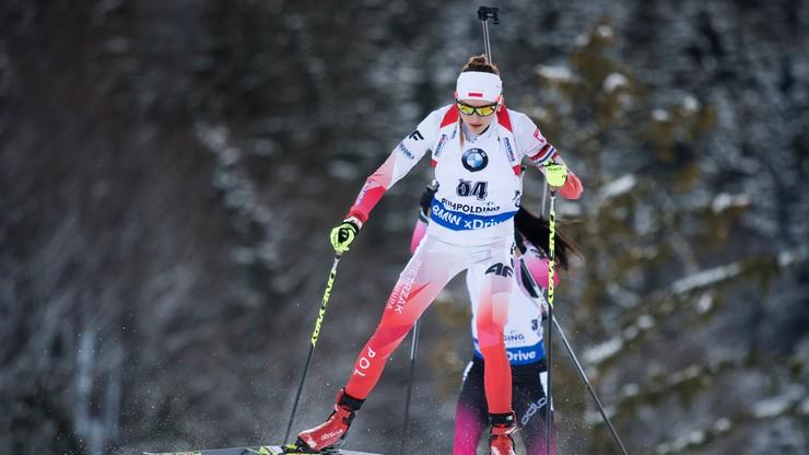 PŚ w biathlonie: Dwie Polki w pierwszej dziesiątce w Oberhofie