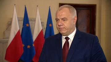 """Krajobraz po wyborach. Jacek Sasin w """"Gościu Wydarzeń"""""""