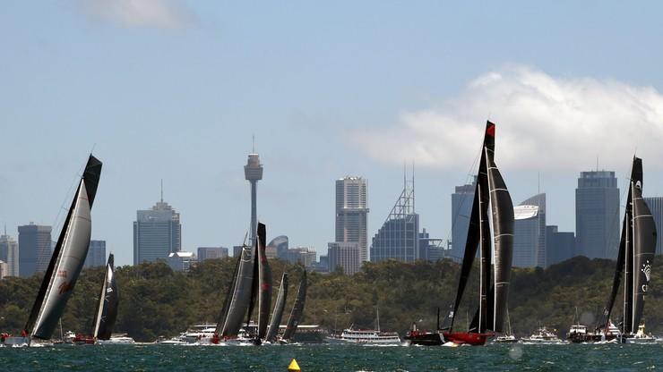 Regaty Sydney-Hobart: Polski jacht w rekordowo dużej obsadzie