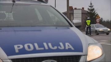 Wypadek busa rozwożącego dzieci ze szkoły. Pięć osób rannych