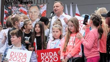 """""""Jaka Polska będzie w przyszłości?"""". Spot wyborczy Dudy"""