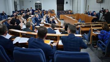 Senatorowie PiS zerwali kworum, gdy głosowano nad specustawą o koronawirusie