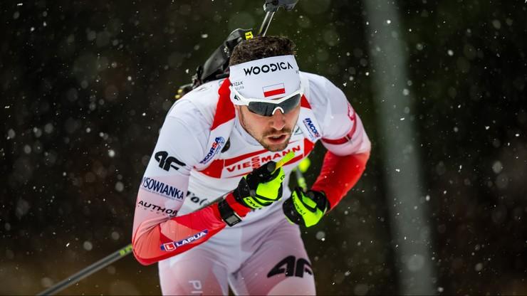 ME w biathlonie: Polska sztafeta mieszana blisko podium