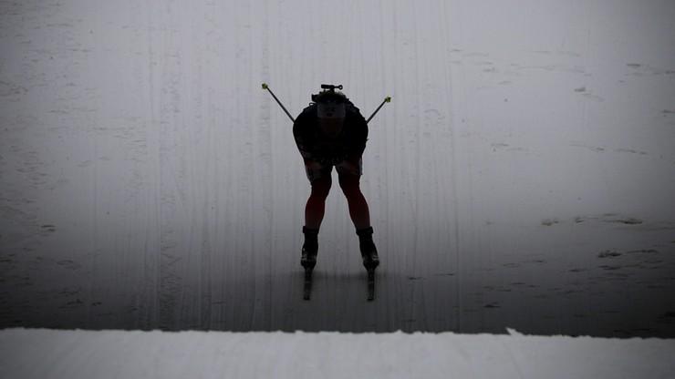 ME w biathlonie: Polacy bez sukcesów w sprincie