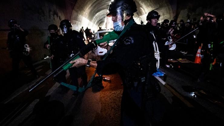 Policja i wojsko gotowe na zamieszki. Wybory prezydenckie w USA