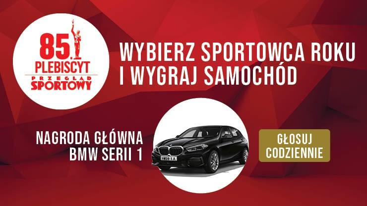 Plebiscyt Przeglądu Sportowego na Najlepszego Sportowca 2019 Roku: Głosuj!