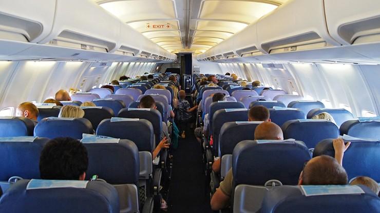 """""""W samolocie trudniej zarazić się koronawirusem niż w jakimkolwiek innym środku komunikacji"""""""