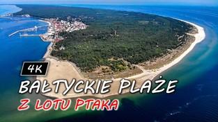 06.01.2020 00:00 Bałtyckie plaże z lotu ptaka (4K)