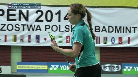 Robert Mateusiak / Agnieszka Wojtkowska (POL) - Vitalij Durkin / Nina Vislova (RUS)