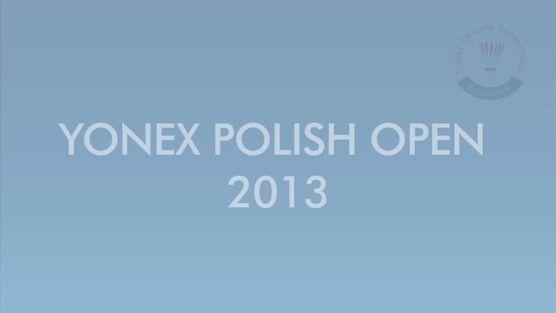 Yonex Polish Open 2013 - wywiad z Nadiezdą Ziębą i Robertem Mateusiakiem