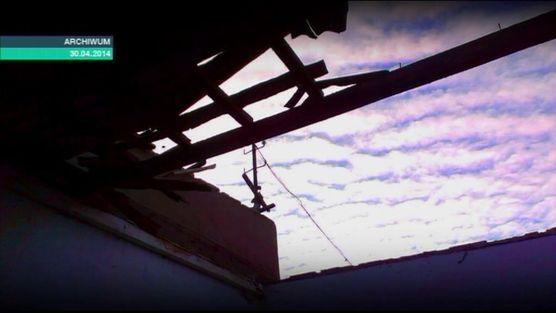 Interwencja Bis - Wiatr zerwał dachy – odszkodowania nie będzie