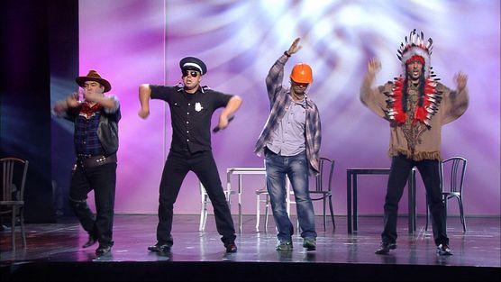 Kabaret Ani Mru Mru - YMCA
