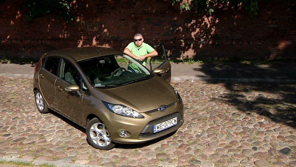 Ford Fiesta - brzydkie kaczątko