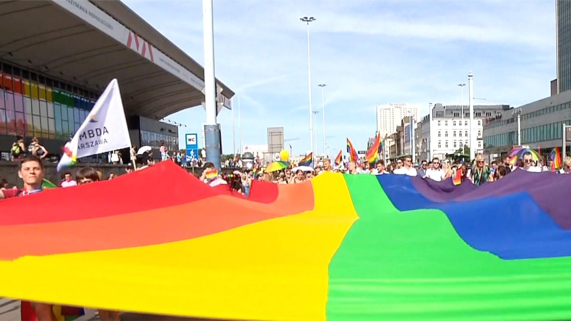 Polityka i straszenie środowiskami LGBT