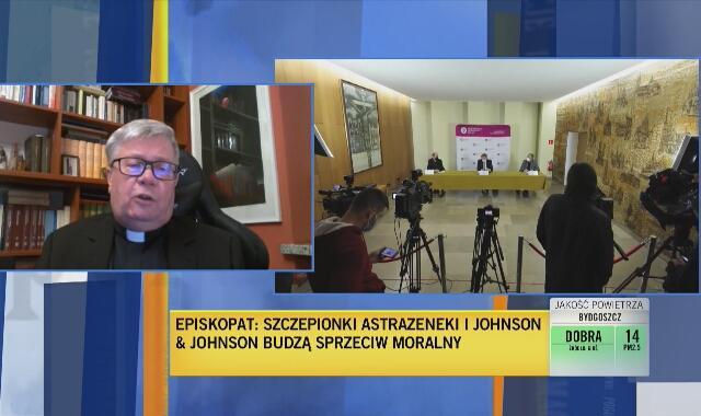 Ks. prof. Alfred Wierzbicki: Stanowisko Episkopatu wprowadza zamęt i zamazuje klarowność noty watykańskiej