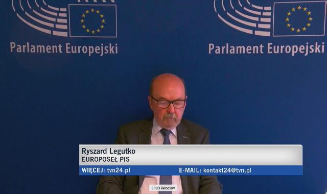 Europoseł PiS Ryszard Legutko o przestępstwach wobec osób LGBT
