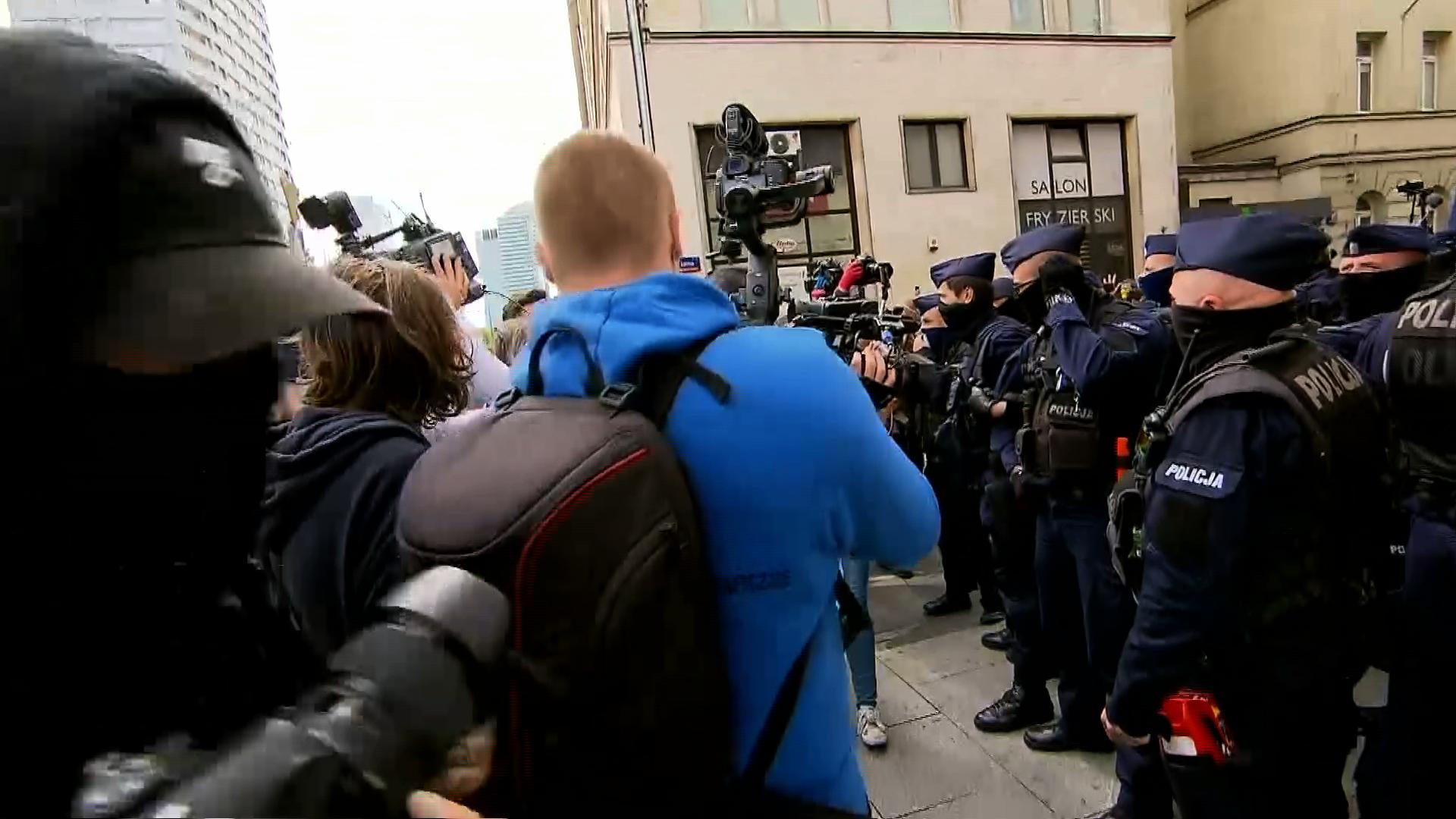Przedsiębiorcy po raz kolejny wyszli na ulice Warszawy