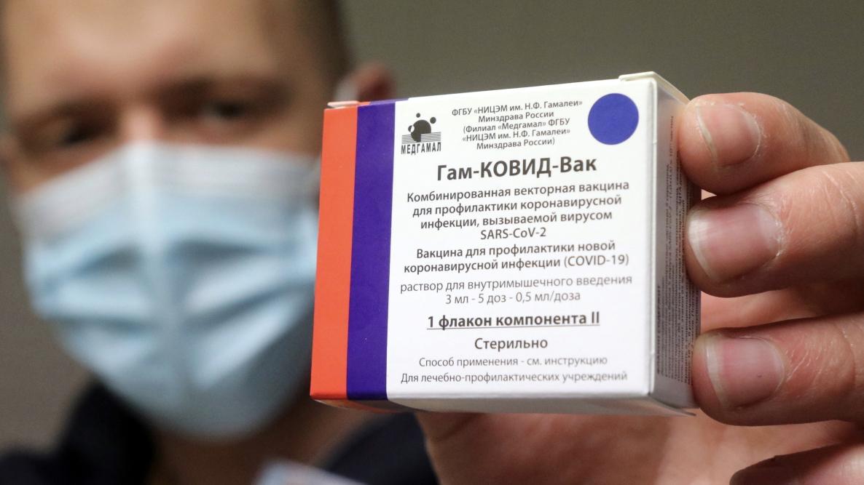 Rosyjska szczepionka Sputnik V ma być produkowana także w UE