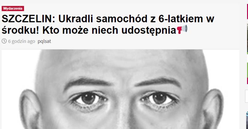 Zrzut ekranu z portalu pqlsat.pl