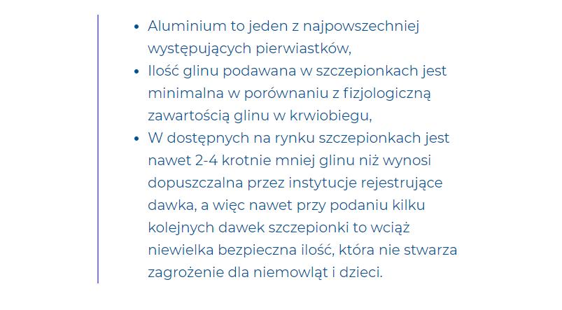 """PZH: """"Większość z nas jest w stanie aluminium skutecznie przetwarzać"""""""