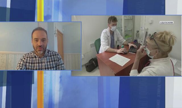 Dr Konrad Maj o przekonywaniu do szczepień