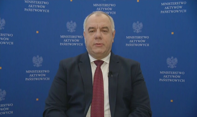 Wicepremier Jacek Sasin o drukowaniu kart do głosowania