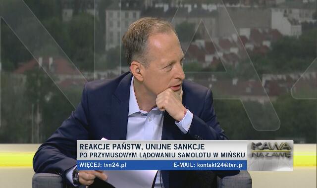 """Arłukowicz do Emilewicz: """"Ile daliście azyli Białorusinom?"""""""