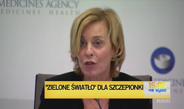 Sabine Straus: Bezpieczeństwo i skuteczność szczepionki będą nadal monitorowane. Korzyści są większe, niż ryzyko