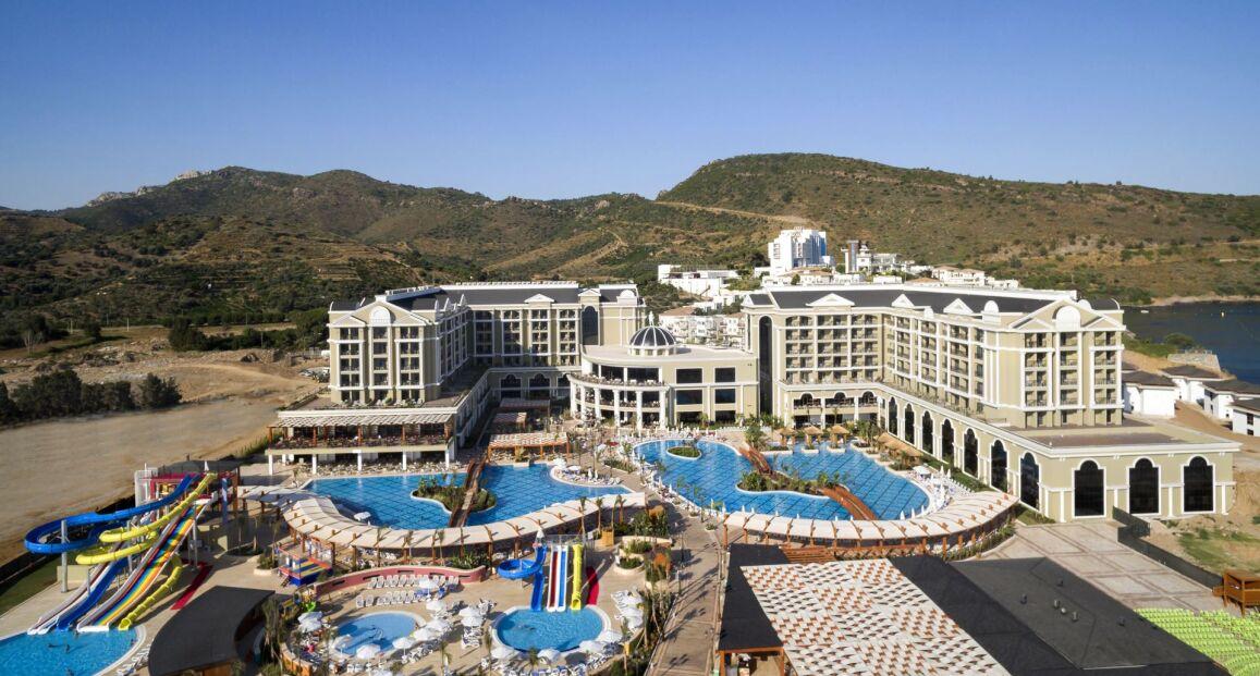 Sunis Hotels Efes Royal Palace Resort Spa