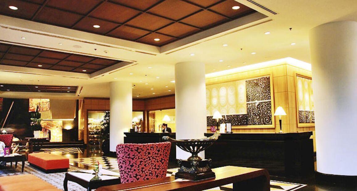 Century Park Hotel Bangkok Tui