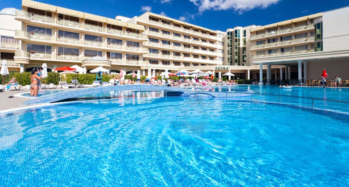 Club Hotel Sunny Beach - Riwiera Bułgarska - Bułgaria