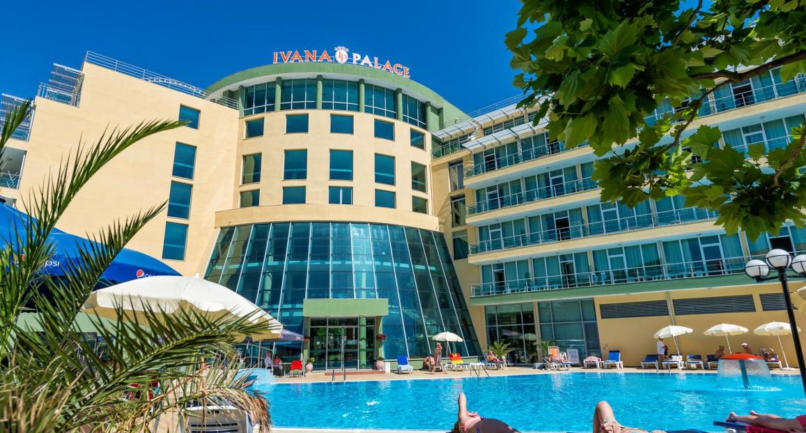 Ivana Palace - Riwiera Bułgarska - Bułgaria