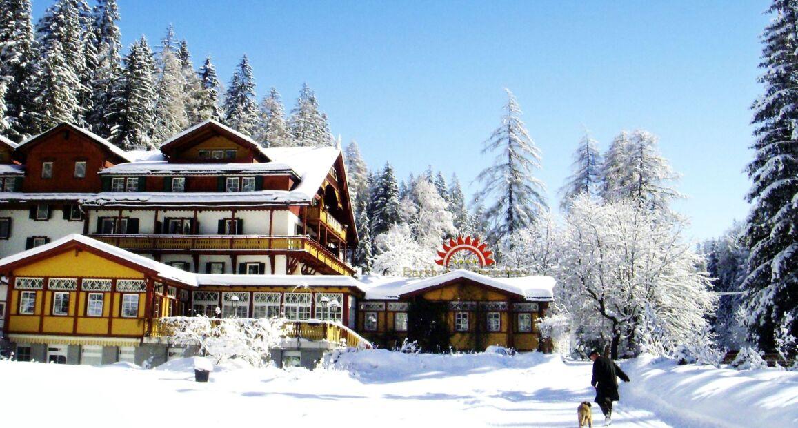 Park Hotel Sole Paradiso - Tyrol Południowy - Włochy