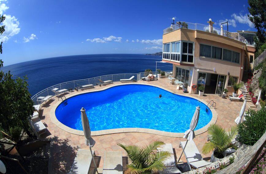 Hotel Crystal Sea - Taormina