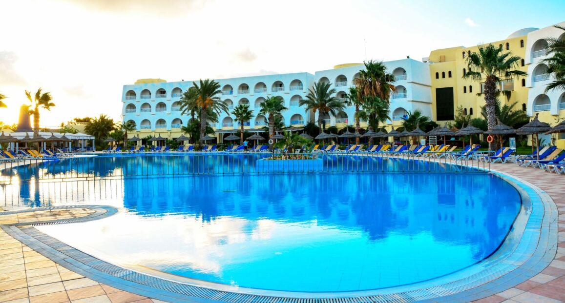 Sidi Mansour Resort & Spa - Djerba - Tunezja