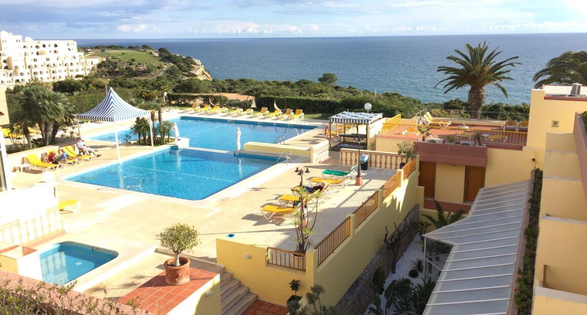 Baía Cristal Beach & Spa Resort - Algarve - Portugalia
