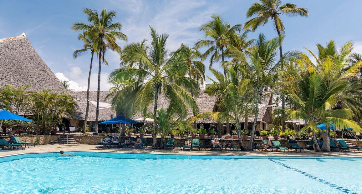 Bahari Beach Hotel Kenia P 243 łnocne Wybrzeże Kenia