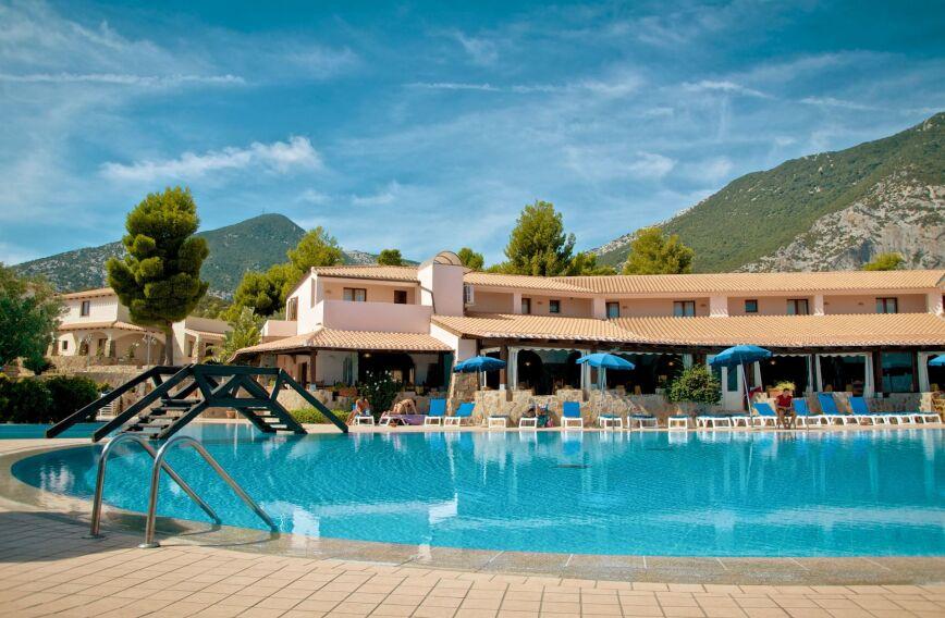 Club Esse Cala Gonone Beach Village - Cala Gonnone