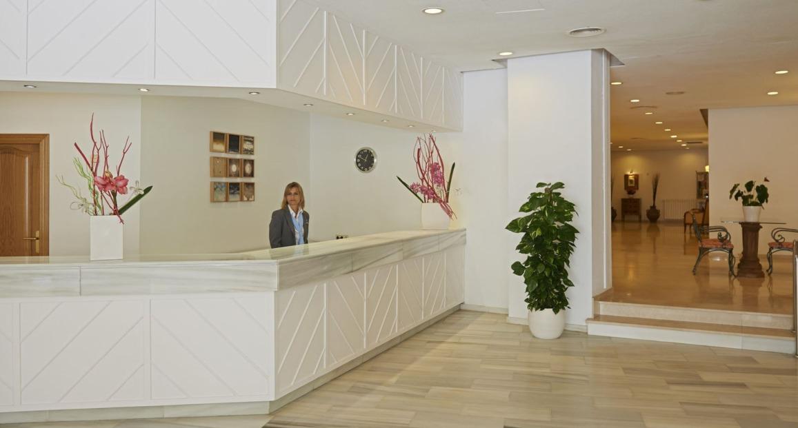 Aparthotel Grupotel Picafort Beach Majorka Hiszpania Opis Hotelu Opinie Zdjęcia Tui