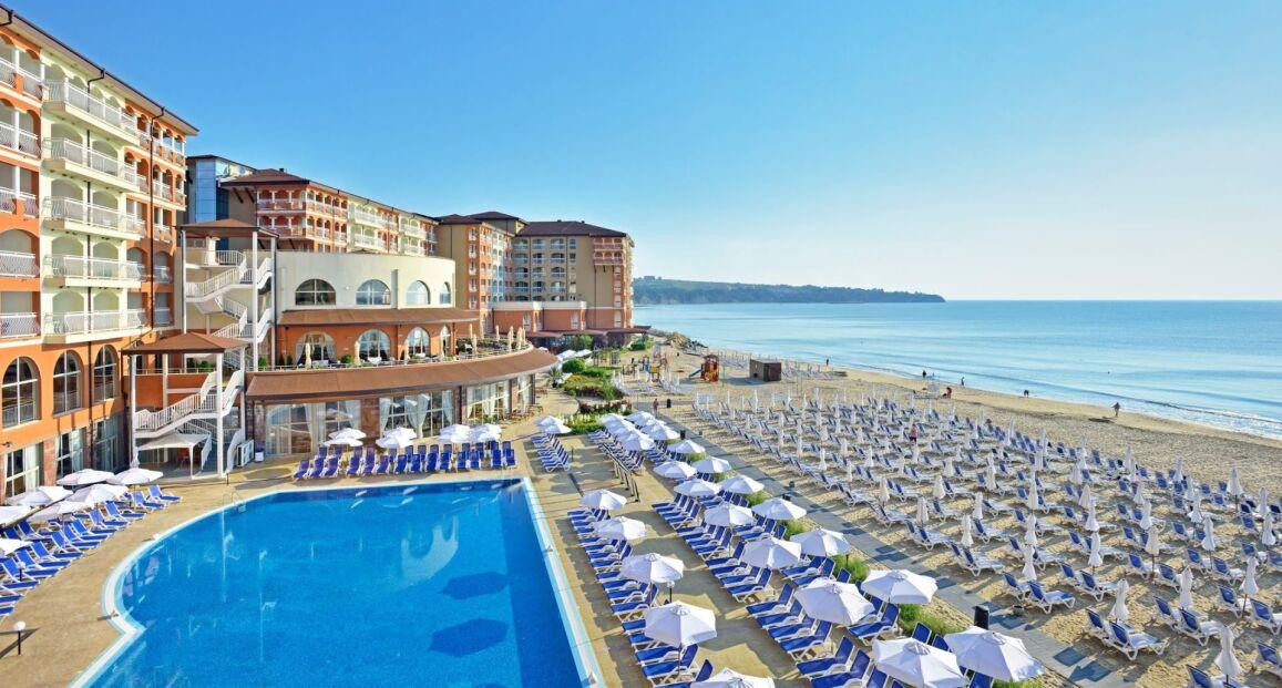 Sol Luna Bay Resort - Riwiera Bułgarska - Bułgaria