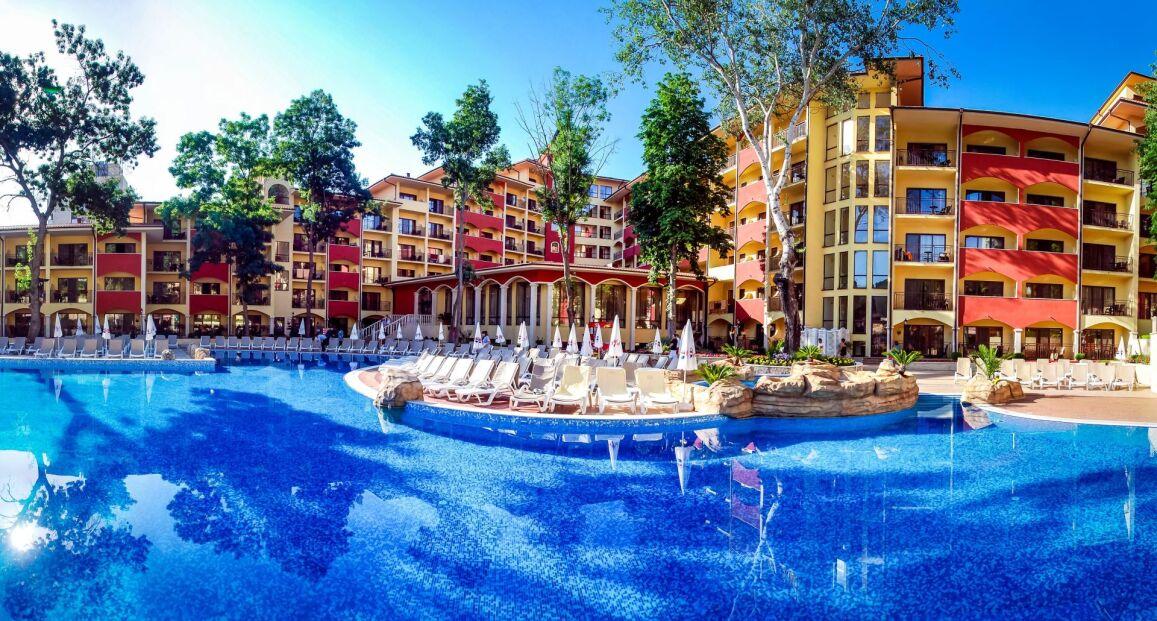 Grifid Hotel Bolero - Riwiera Bułgarska - Bułgaria